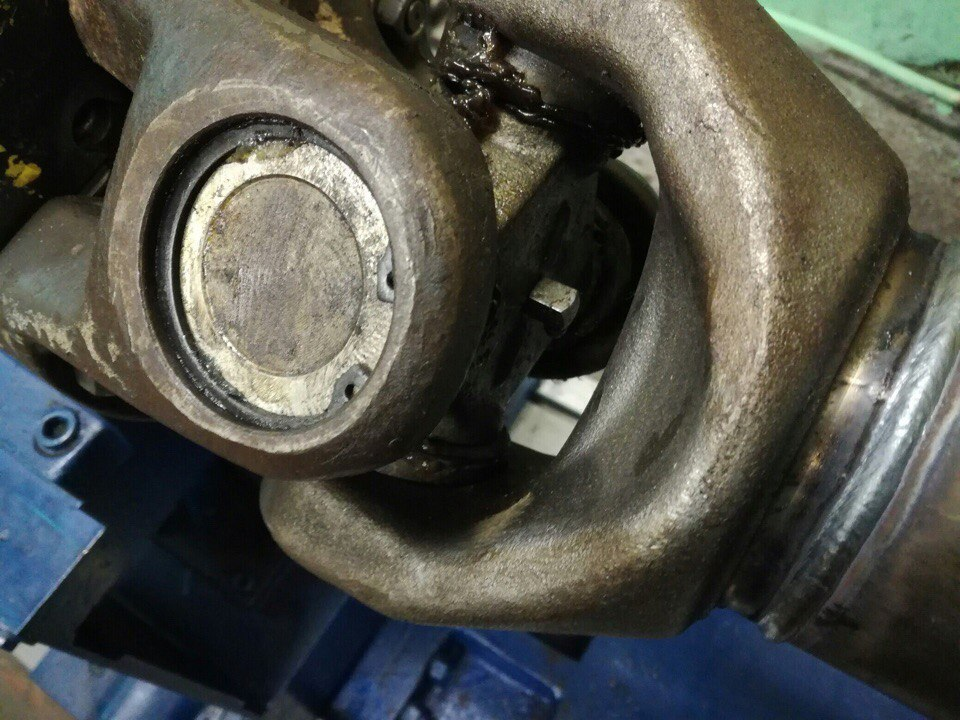 Ремонт карданного вала Volvo