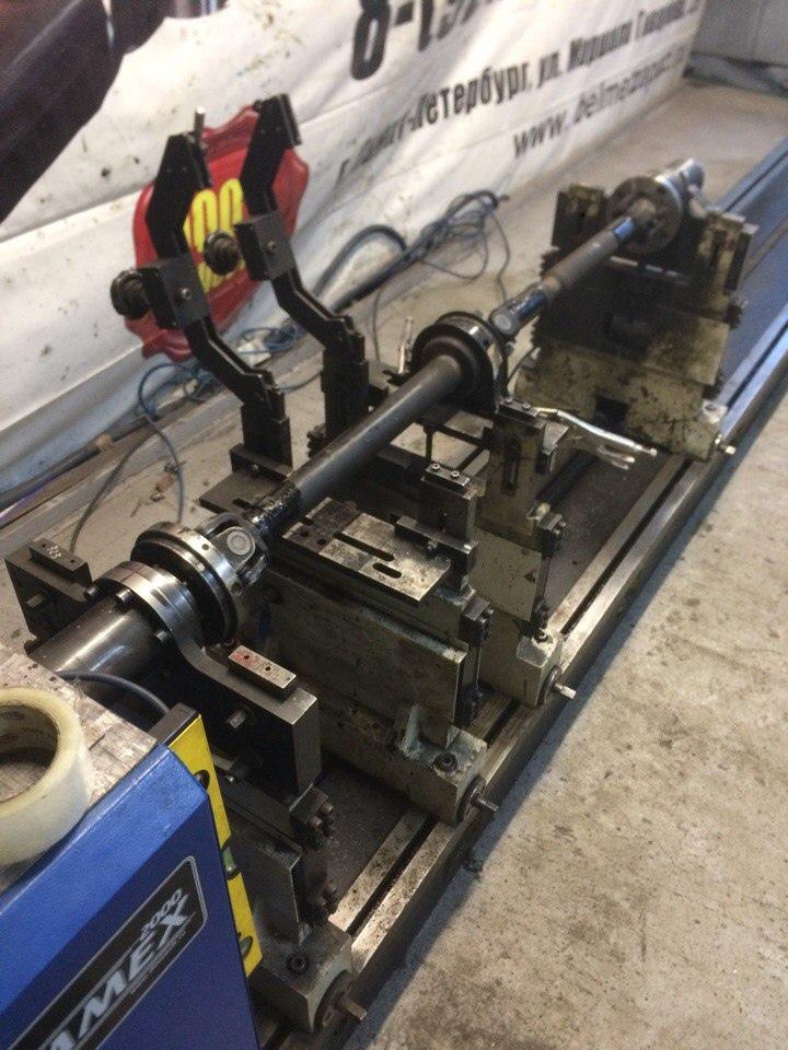 Ремонт карданного вала УАЗ Патриот