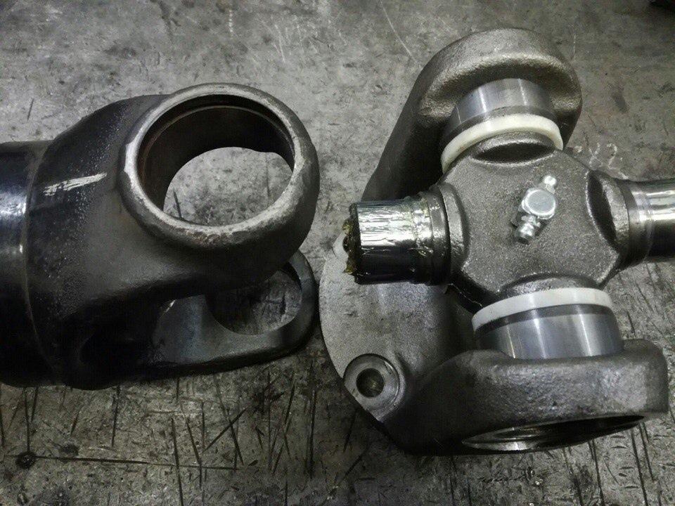 Изготовление кардана по образцу клиента