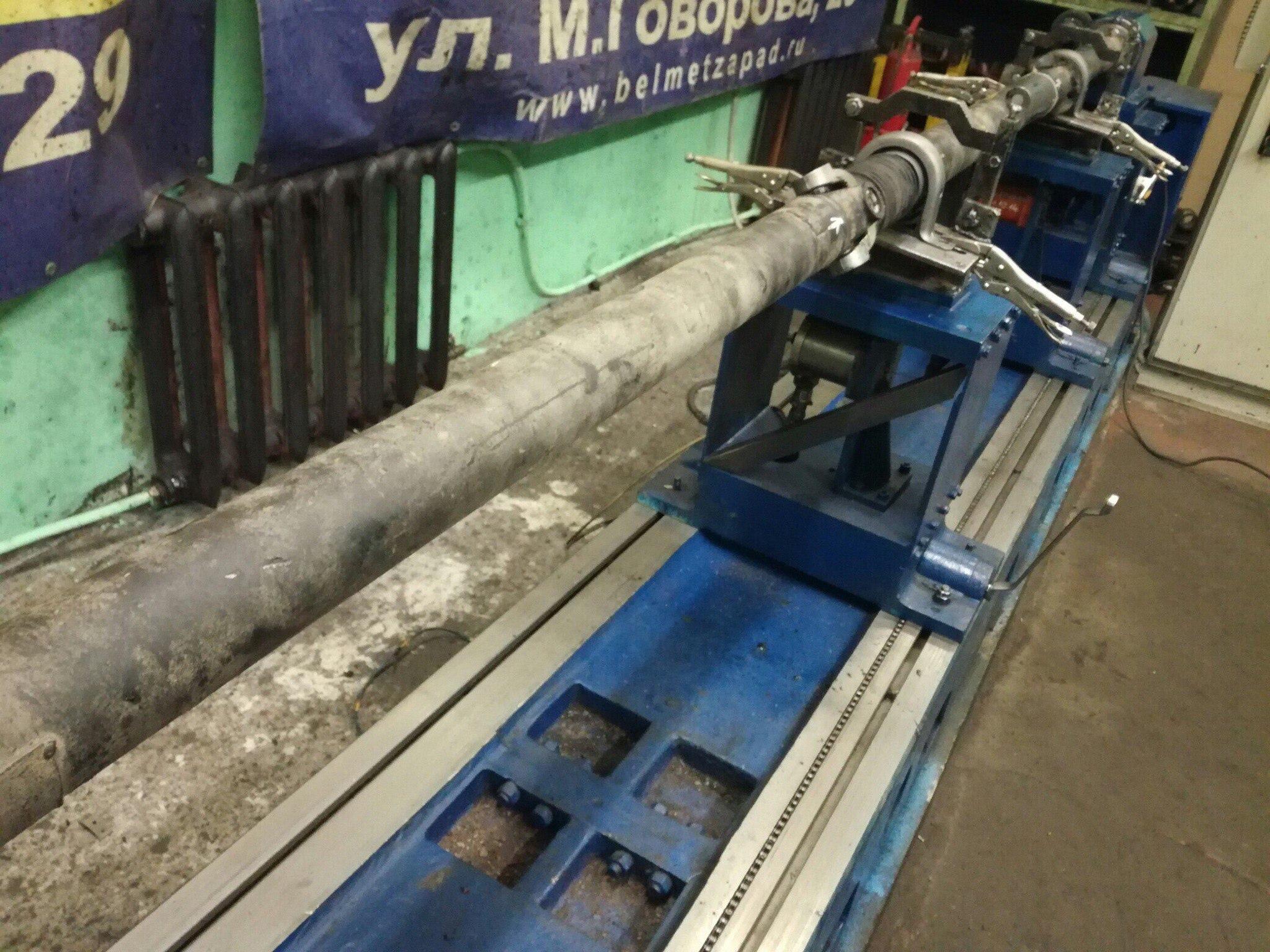 Ремонт карданного вала Iveco Daily